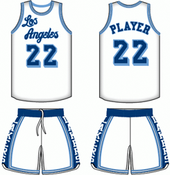 Home Uniform 1960-1966