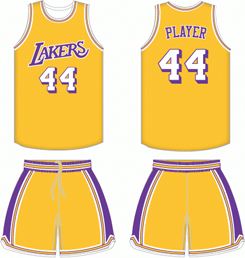 Home Uniform 1966-1972