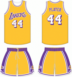 Home Uniform 1972-1974