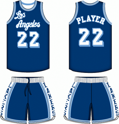 Road Uniform 1960-1972