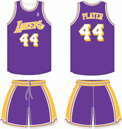 Road Uniform 1966-1972