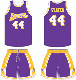Road Uniform 1972-1974