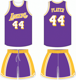 Road Uniform 1974-1978