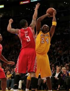 Kobe Bryant vs. Rockets - 10.26.10