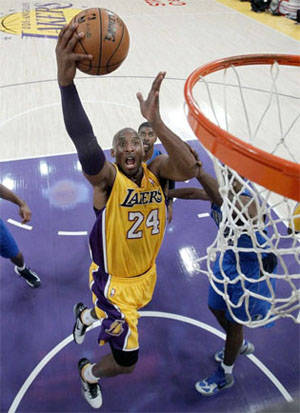 Kobe Bryant vs. Dallas Mavericks - 10.30.12