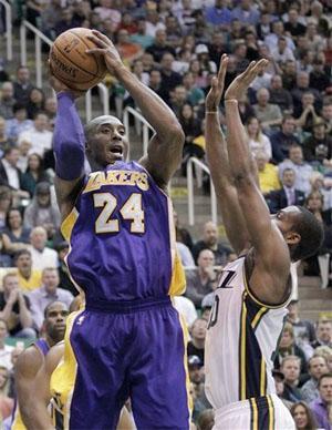 Kobe Bryant @ Utah Jazz - 11.07.12