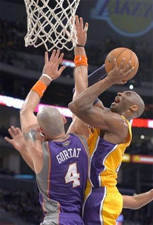 Kobe Bryant vs. Phoenix - 11.16.12
