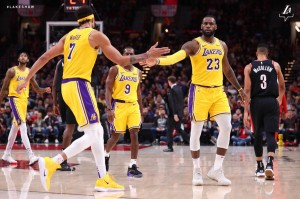 Lakers @ Trail Blazers - 11.03.18