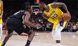 Lakers @ Trail Blazers - 11.03.18