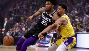 Lakers @ Kings - 11.10.18