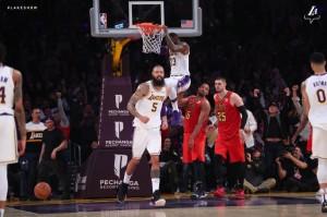 Lakers vs. Hawks - 11.11.18