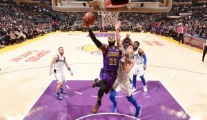 Lakers vs. Mavericks - 11.30.18