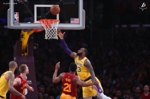Lakers vs. Pacers  - 11.29.18