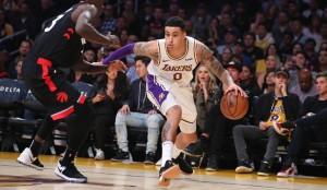 Lakers vs. Raptors - 11.04.18