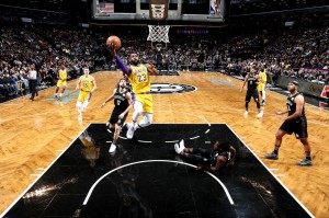 Lakers @ Nets - 12.18.18