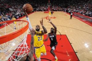Lakers @ Rockets - 12.13.18