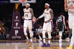 Lakers vs. Kings - 12.30.18