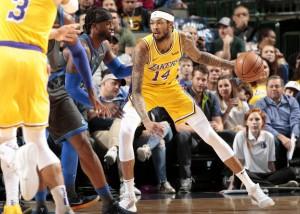 Lakers vs. Mavericks - 01.07.19