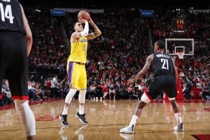 Lakers @ Rockets - 01.19.19
