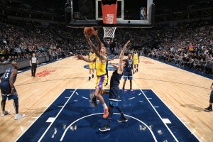 Lakers @ T-Wolves - 01.06.19