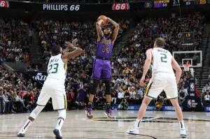 Lakers @ Jazz - 01.11.19