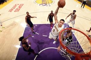 Lakers vs. Cavaliers - 01.13.19