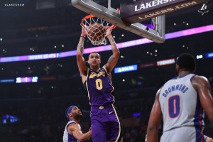 Lakers vs. Pistons - 01.09.19