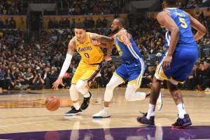 Lakers vs. Warriors - 01.21.19