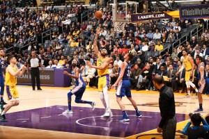 Lakers vs. 76ers - 01.29.19