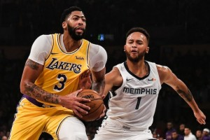 Lakers vs. Grizzlies - 10.29.19
