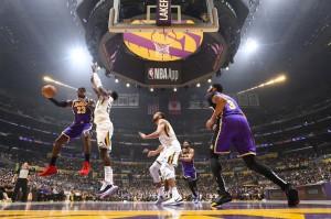 Lakers vs. Jazz - 10.25.19