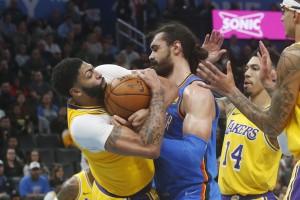 Lakers @ Thunder - 11.22.19