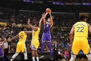 Lakers vs. Warriors - 11.13.19
