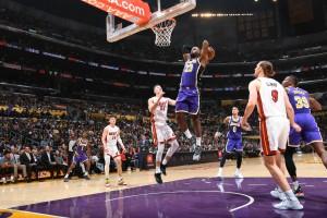 Lakers vs. Heat - 11.08.19