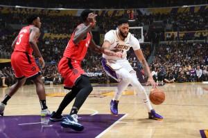 Lakers vs. Raptors - 11.10.19