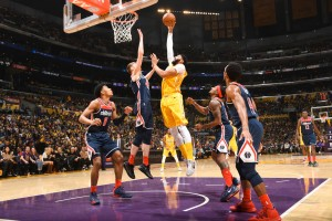 Lakers vs. Wizards - 11.29.19