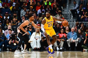 Lakers @ Hawks - 12.15.19