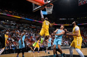 Lakers @ Heat - 12.13.19