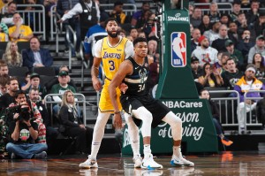 Lakers @ Bucks - 12.19.19