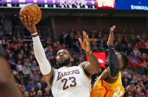 Lakers @ Jazz - 12.04.19