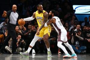 Lakers @ Nets - 01.23.20