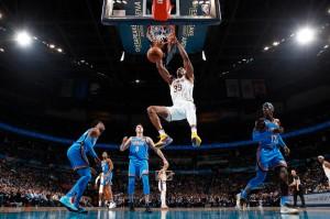 Lakers @ Thunder - 01.11.20