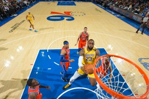 Lakers @ 76ers - 01.25.20