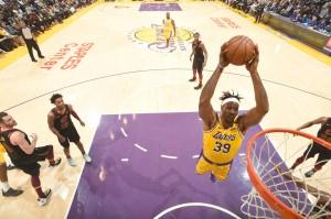 Lakers vs. Cavaliers - 01.13.20