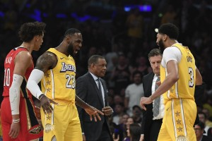 Lakers vs. Pelicans - 01.03.20