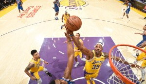 Lakers vs. Knicks - 01.07.20