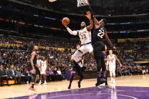 Lakers vs. Suns - 01.01.20