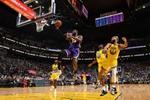 Lakers @ Warriors - 02.08.20