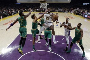 Lakers vs. Celtics - 02.23.20