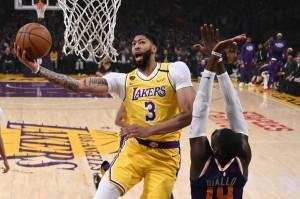 Lakers vs. Suns - 02.10.20